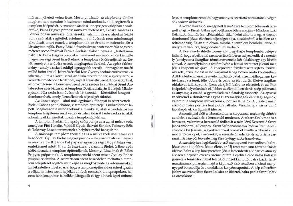 békéscsabai templom 5-6 oldal